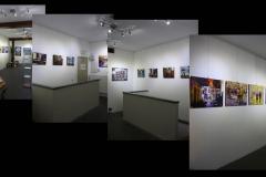 2014 Βρυξέλλες Espace art Gallery ατομική έκθεση