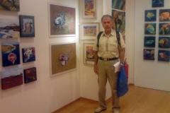 """2011 Τήνος, Ίδρυμα Τηνιακού Πολιτισμού """"Έλληνες καλλιτέχνες"""""""