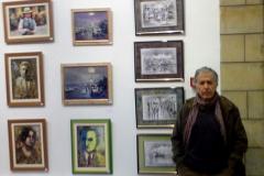 """2011 Αθήνα, Τεχνόπλις, Art Brut """"Έλληνες καλλιτέχνες"""""""
