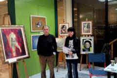 """2011 Αθήνα, Χολαργός """"Πρεβεζάνοι καλλιτέχνες"""""""
