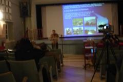"""2008 Preveza """"Theophanios"""" Schedule, ETANAM INTERRREG III Grecee-Italy ECUMENES Workshop - Visual arts workshop - Coordinator Mr Kostas Kalentzis2"""