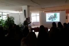 """2016 Ιωάννινα ΓΕΛ Ζωσιμαίας σχολής """"Εφαρμογές πληροφορικής στη ζωγραφική"""""""