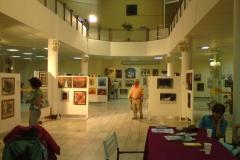 2009 Π.Κ. Πρέβεζας Καρυωτάκης ατομική έκθεση