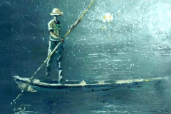 Συμβατική ζωγραφική Αμβρακικός μικτή τεχνική 50x70